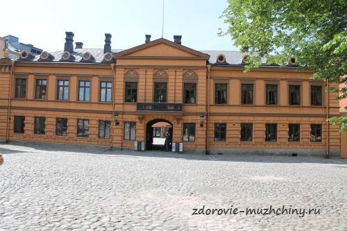 Бывшее здание мэрии
