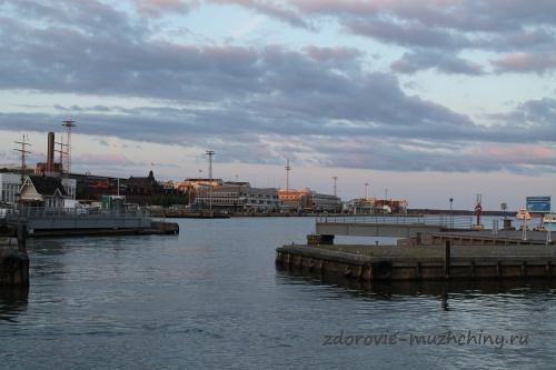 Вид на Финский залив2