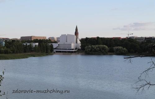 Дворец Финляндия