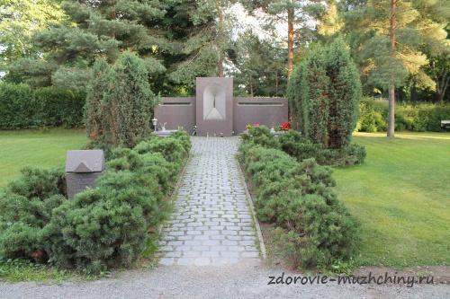 Место поминовения умерших родственников