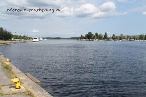 Озеро Саймаа