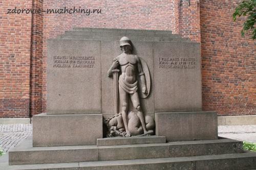 Памятник павшим за Отечество