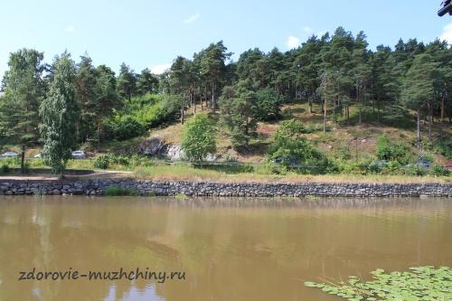 Река Порвоо
