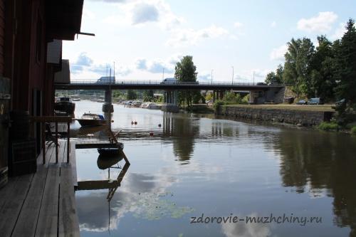 Река Порвоо3