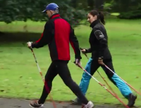 Nordic Walking and hypertension