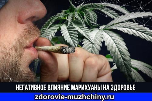 Негативное-влияние-марихуаны-на-здоровье